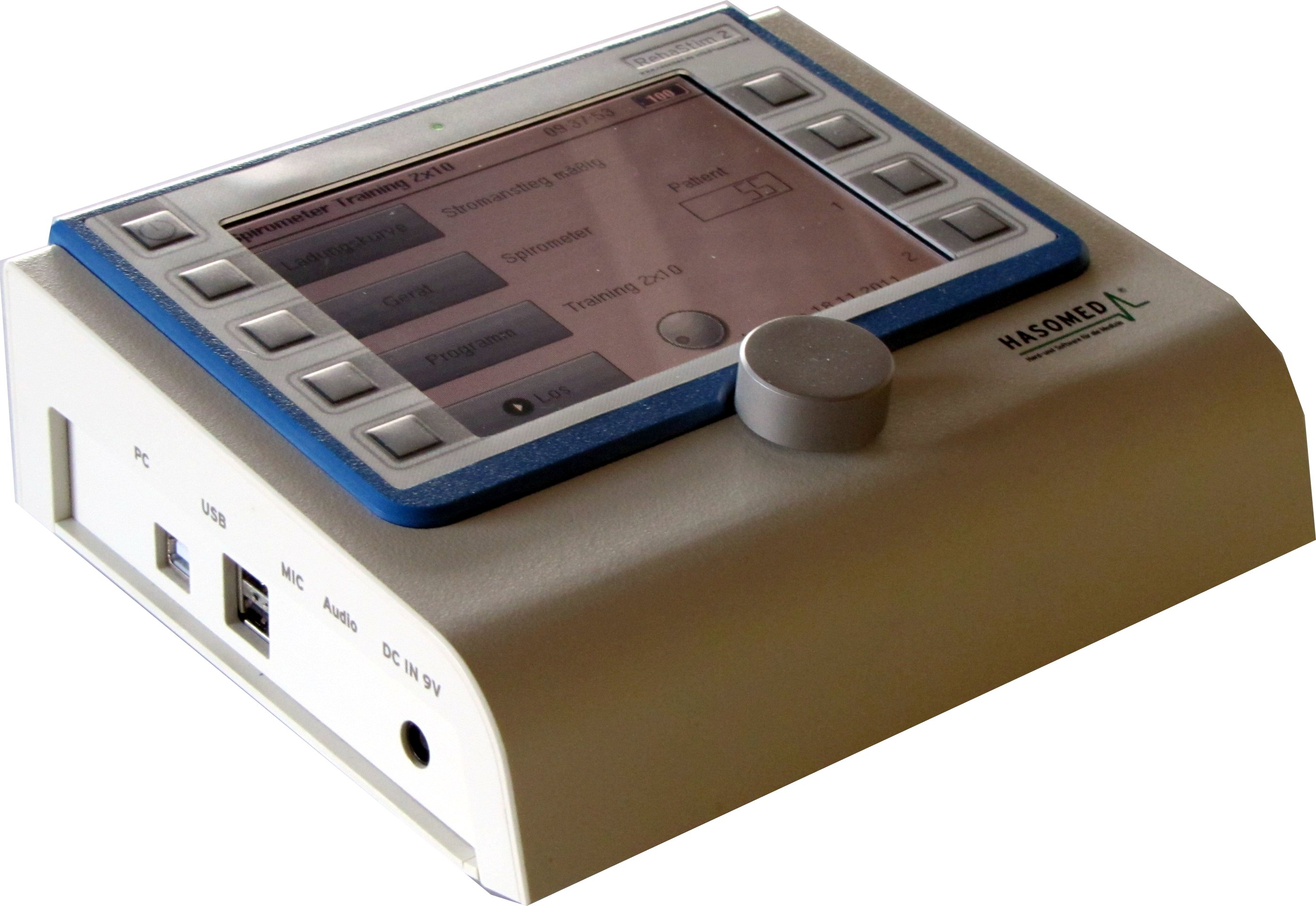 Stimulationsgerät RehaStim2 (HASOMED GmbH)